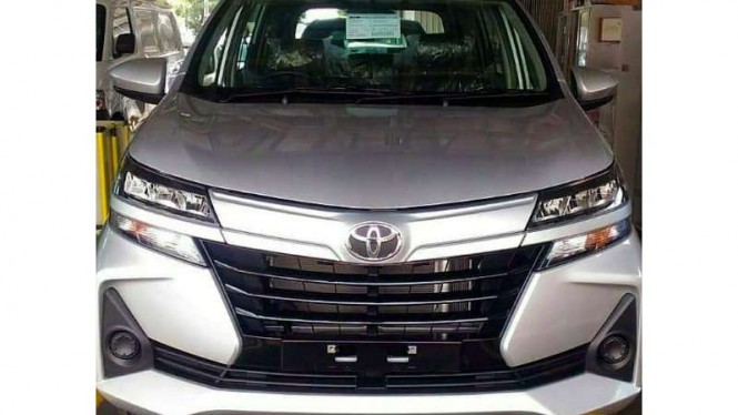 Bocoran Toyota Avanza baru