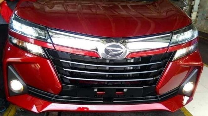 Bocoran Daihatsu Xenia 2019