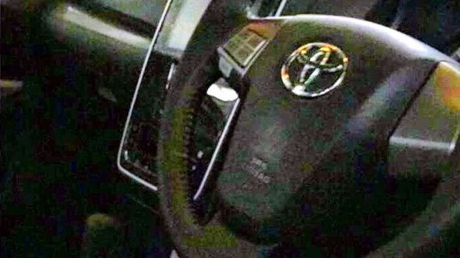 Interior Toyota Avanza edisi 2019