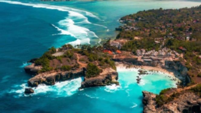 Pulau Nusa Lembongan Bali