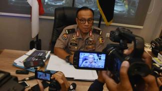 Kepala Biro Penerangan Masyarakat Divisi Humas Polri Brigadir Jenderal Polisi Dedi Prasetyo