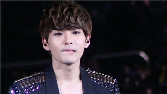 Ryeowook, anggota termuda boyband Super Junior.