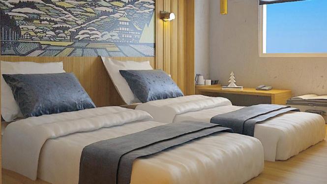 hotel konsep Jepang