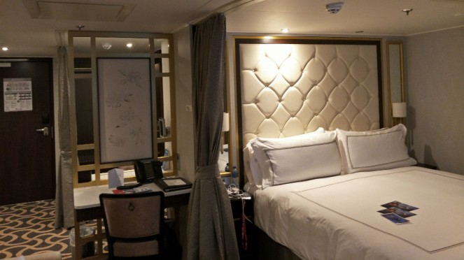 Palace suite Kapal pesiar Genting Dream
