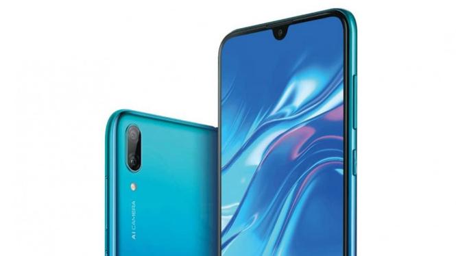 Huawei Y7 Pro.