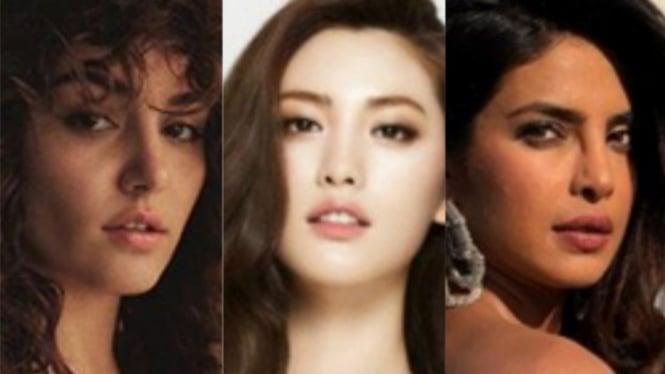 10 Wanita Tercantik Di Dunia Tahun 2019 Empat Dari Asia