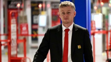 Manajer interim Manchester United, Ole Gunnard Solskjaer