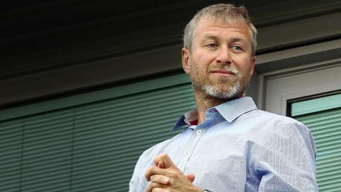 Pemilik Chelsea, Roman Abramovich