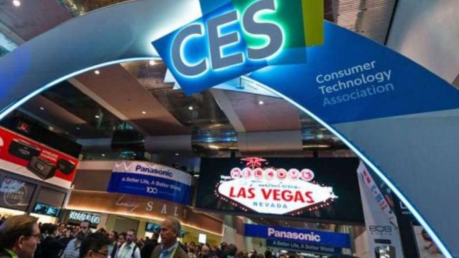 Consumer Electronics Show (CES).