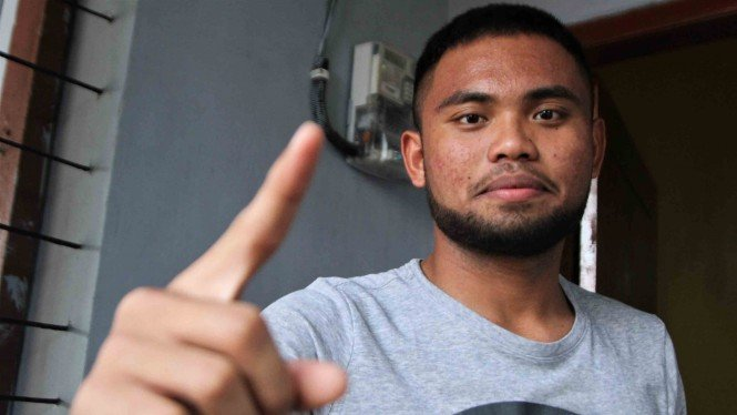 Pemain timnas Indonesia, Saddil Ramdani