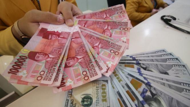 Perekonomian Global Semakin Kondusif, Rupiah Stabil Di Rp14.100