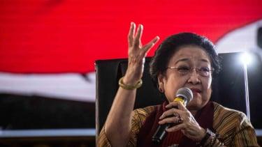 Ketua Umum Partai Demokrasi Indonesia (PDI) Perjuangan, Megawati Soekarnoputri