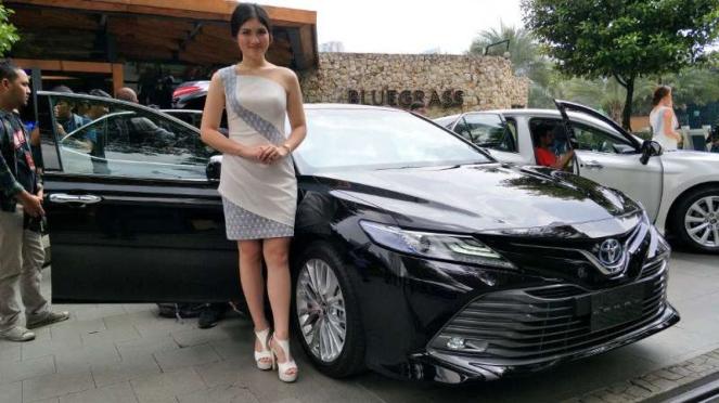 Peluncuran All New Toyota Camry 2019 di Jakarta