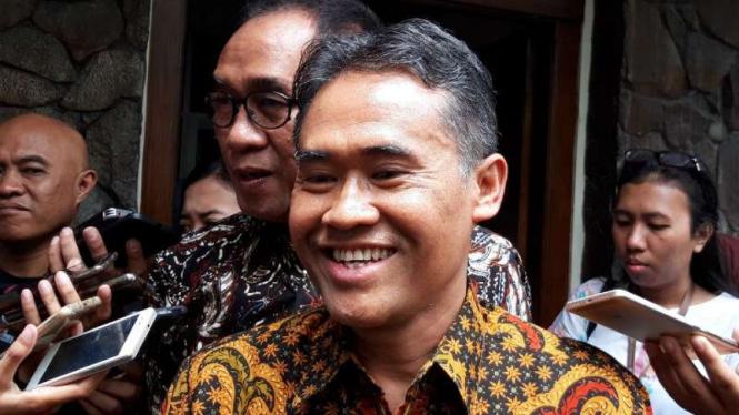 Rektor UGM Panut Mulyono