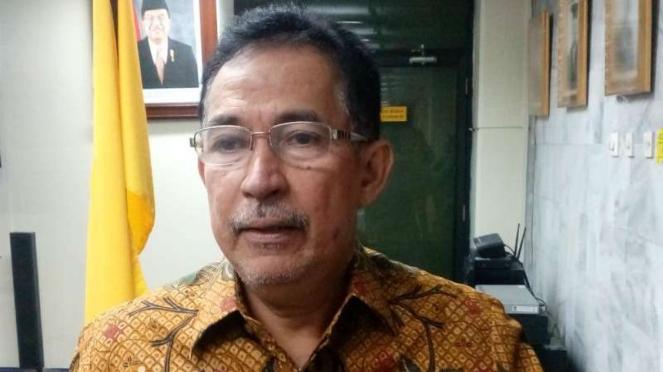 Rektor UI Muhammad Anis