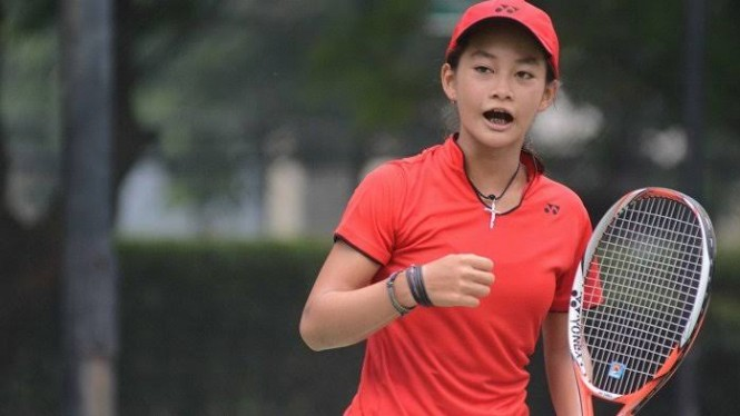 Petenis putri junior Indonesia, Priska Madelyn Nugroho