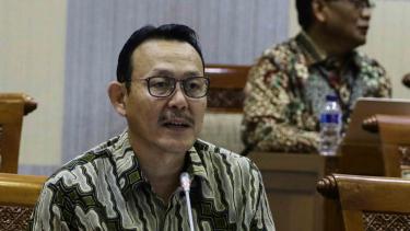 Direktur Utama Badan Penyelenggara Jaminan Sosial (BPJS) Kesehatan, Fachmi Idris