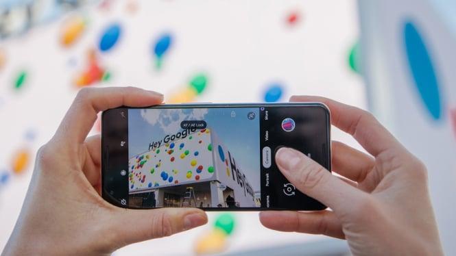 Google dalam Consumer Electronics Show (CES) 2019