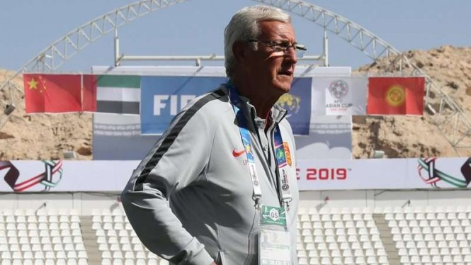 Pelatih Timnas China, Marcello Lippi
