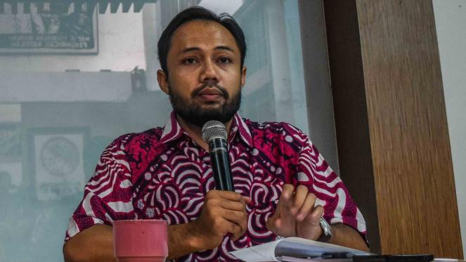 Peneliti Hukum pada Divisi Hukum dan Monitoring Peradilan, Indonesia Corruption Watch (ICW), Donal Fariz