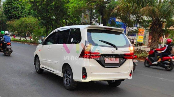Toyota New Avanza 2019