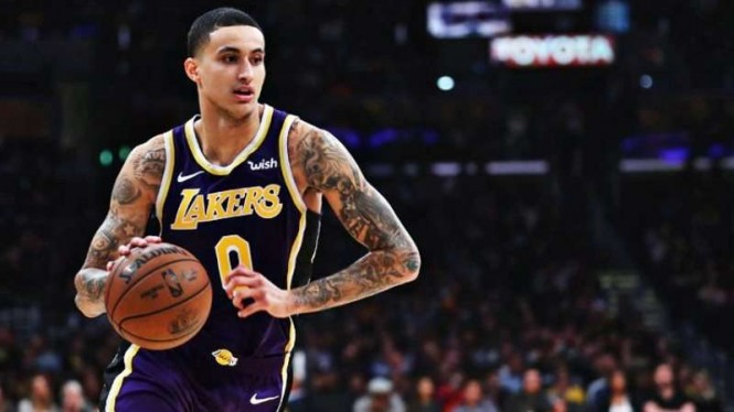 Pemain Los Angeles Lakers, Kyle Kuzma
