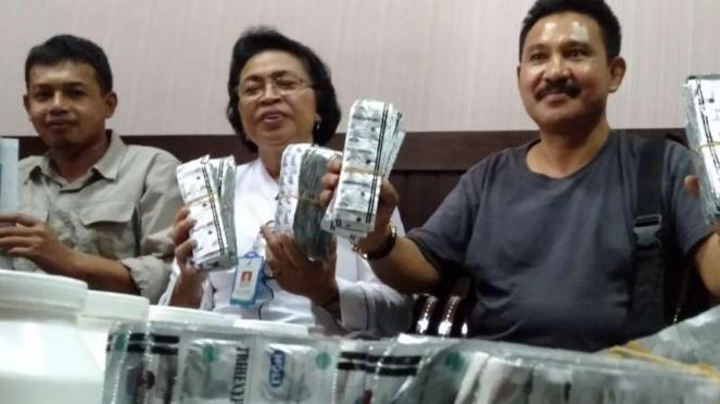 Obat ilegal diamankan di Lombok