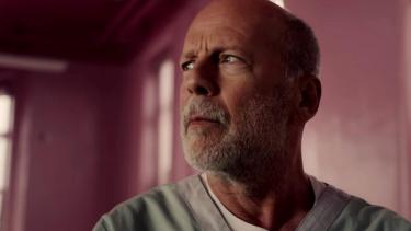 Bruce Willis dalam Glass
