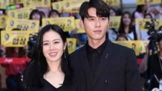 Son Ye Jin dan Hyun Bin
