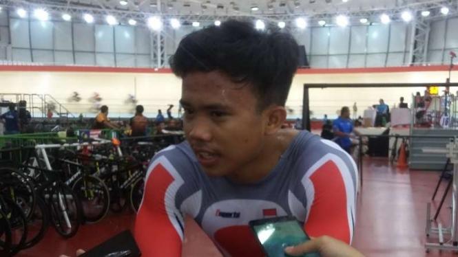 Pembalap sepeda Indonesia, Angga Dwi Wahyu Prahesta