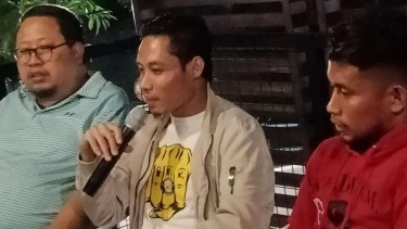 Evan Dimas Darmono dan Andik Vermansah