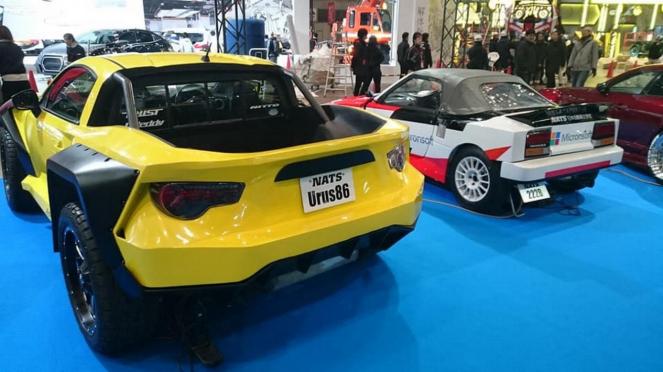 Modifikasi Toyota 86