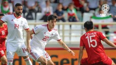 Laga Grup D Piala Asia 2019, Vietnam vs Iran