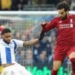 Brighton Vs Liverpool, The Reds Punya Rekor Sempurna