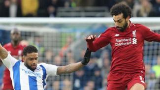 Laga Premier League Liverpool kontra Brighton & Hove Albion