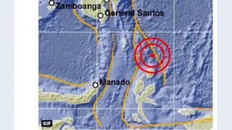 gempa Morotai