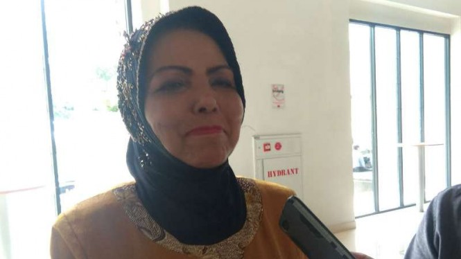 Waketum DPP Partai Demokrat Nurhayati Assegaf.
