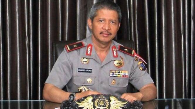 Polisi Kesulitan Tangkap Peneror Misterius Bakar Mobil Di Semarang