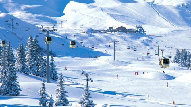 Ski di Eropa