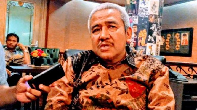 Ketua Umum DPP Real Estate Indonesia, Soelaeman Soemawinata