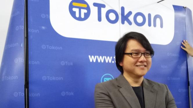 CEO Tokoin, Reiner Rahardja