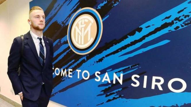 Pemain belakang Inter Milan, Milan Skriniar