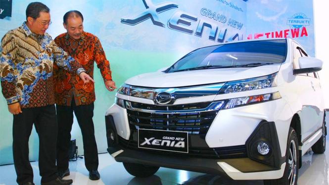 Peluncuran Daihatsu Grand New Xenia
