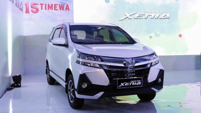 Daihatsu Grand New Xenia 2019