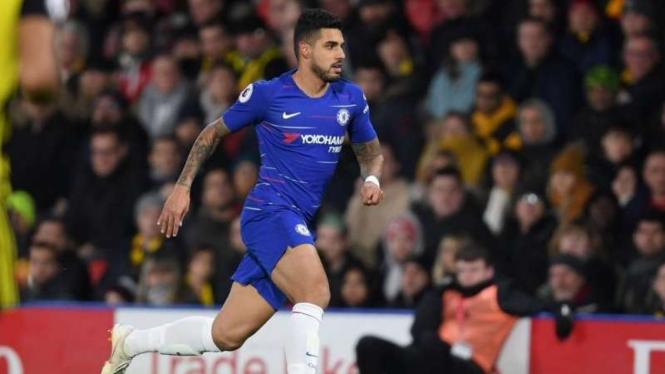 Full-back Chelsea, Emerson Palmieri
