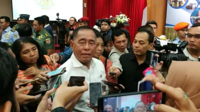 Ryamizard: Kalau Tak Pilih Jokowi, Saya Pengkhianat