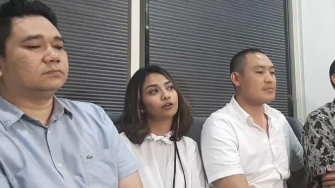 Curahan Hati Vanessa Angel Jadi Tersangka Kasus Prostitusi