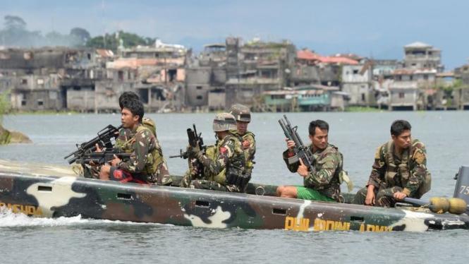 Wni Yang Disandera Terduga Kelompok Abu Sayyaf Filipina, Dibebaskan