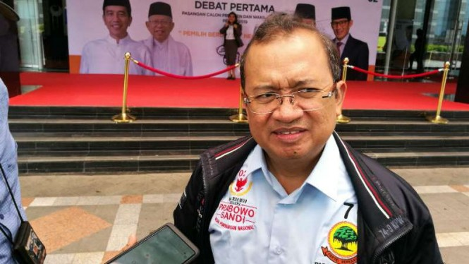 Wakil Ketua Badan Pemenangan Nasional Prabowo-Sandi, Priyo Budi Santoso.