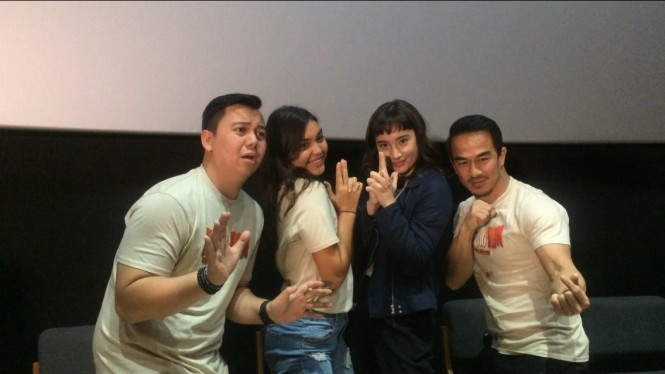 Hit And Run, Film Action Comedy Perdana Joe Taslim